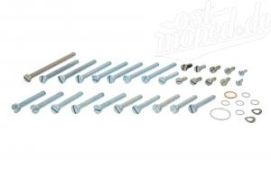 Set Normteile Motor - Gehäuse und Deckel - KR51/1, SR4-2, SR4-4, DUO 4/1