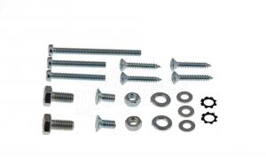 Normteile-Set KR51 Elektrik-Kleinteile (Rücklicht-Lenkerblinkleuchte-Rücklichtschale)