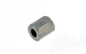 Sechskantmutter M6 - 10mm hoch - Simson Zylinderkopf