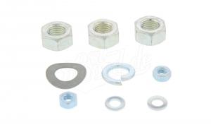 Set Normteile Hinterradantrieb und Schwinge S50, S51, S53, SR50