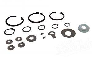 SET Sicherungsteile Motor - S51, S53, SR50, KR51/2