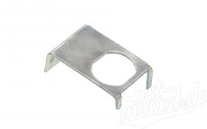 Sicherungsblech für Sicherheitsschloss am Werzeugbehälterdeckel TS 125,150 ES 125,150