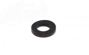 Sicherungsscheibe - Gummi 6 x 10 x 2 für Federaufnahme - Simson Telegabel