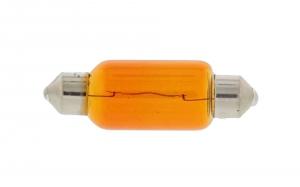 Soffitte (Blinklicht) 6V 18W orange