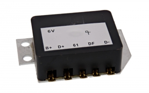 Elektronischer Spannungsregler 6V