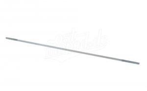 Stab für Federaufnahme - Simson Telegabel - 379 mm  lang - S50, S51, S53, S83, S70