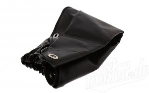 Staubschutzdecke Seitenwagen Superlastik schwarz