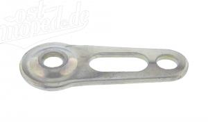Halter für Tacho und Drehzahlmesser - verzinkt - gewölbte Ausführung - S50, S51, S70