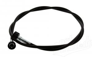 Tachowelle, ES150, TS150 A/M 1500, schwarz