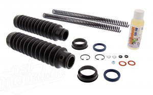 SET Telegabel Reparatur-Set S50, S51, S53, SR50 -  verstärkte Druckfeder 3,4mm