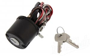Zündlichtschalter (Zündschloss) 7 Kabel - für SR50,SR80