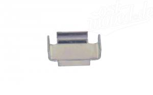 Zwischenlage 1,0mm für Bremsbacken - Simson