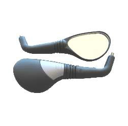 Rückblickspiegel B&M links 1 Stück M8  928/801S VLE1 Spatz