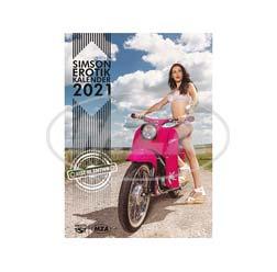 SIMSON Erotik-Kalender 2021