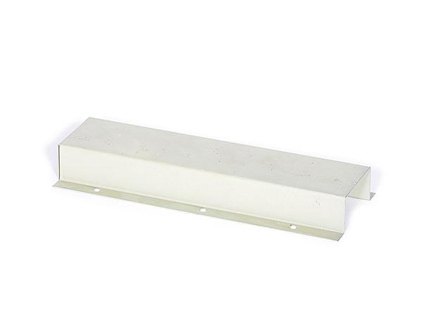 Schutzkappe (Blech) für Beleuchtung Lastenseitenwagen
