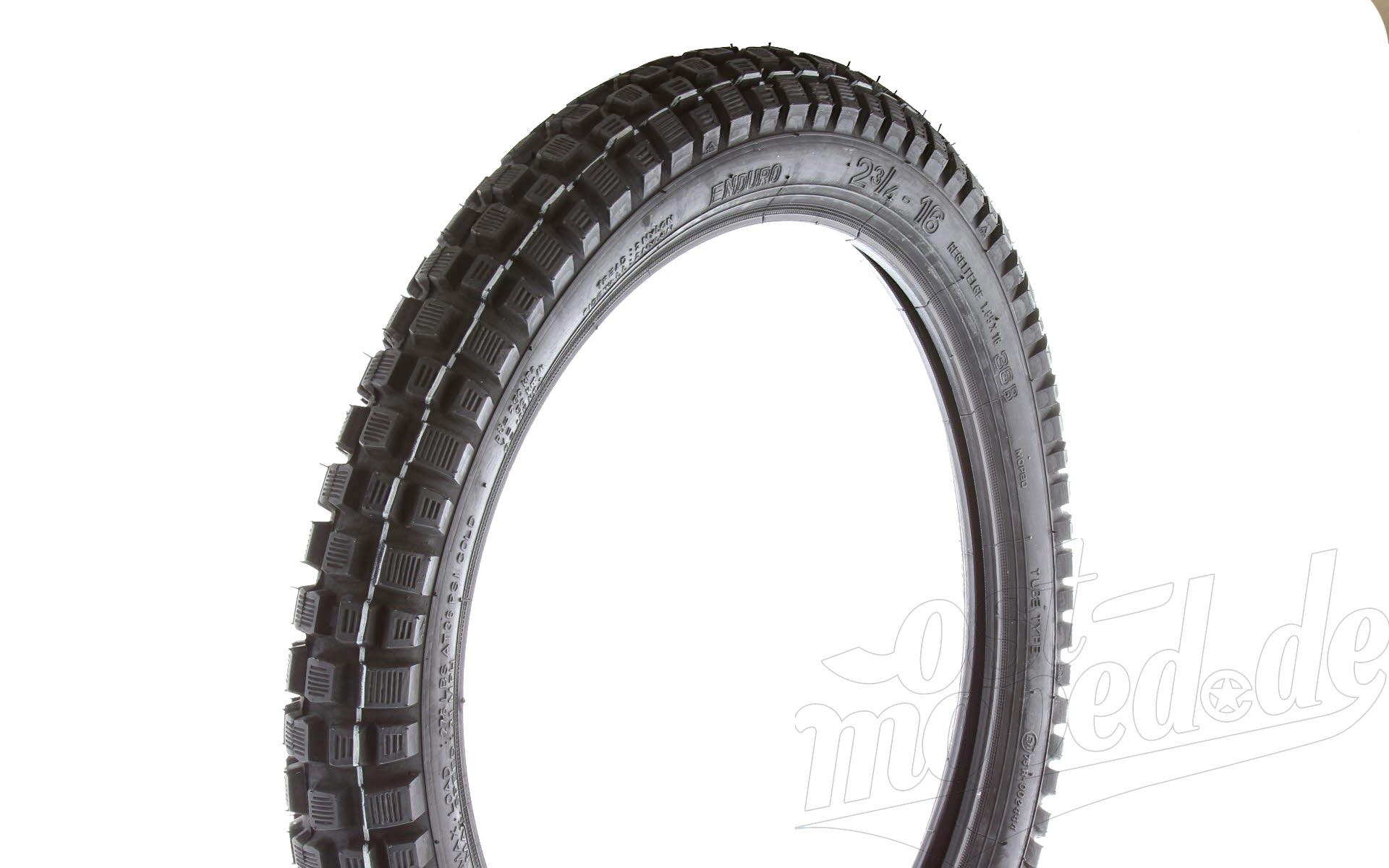 Reifen 2,75 x 16 - VRM 186 - S50, S51, S53, KR51/1, KR51/2, SR4-1, SR4-2, SR4-3, SR4-4