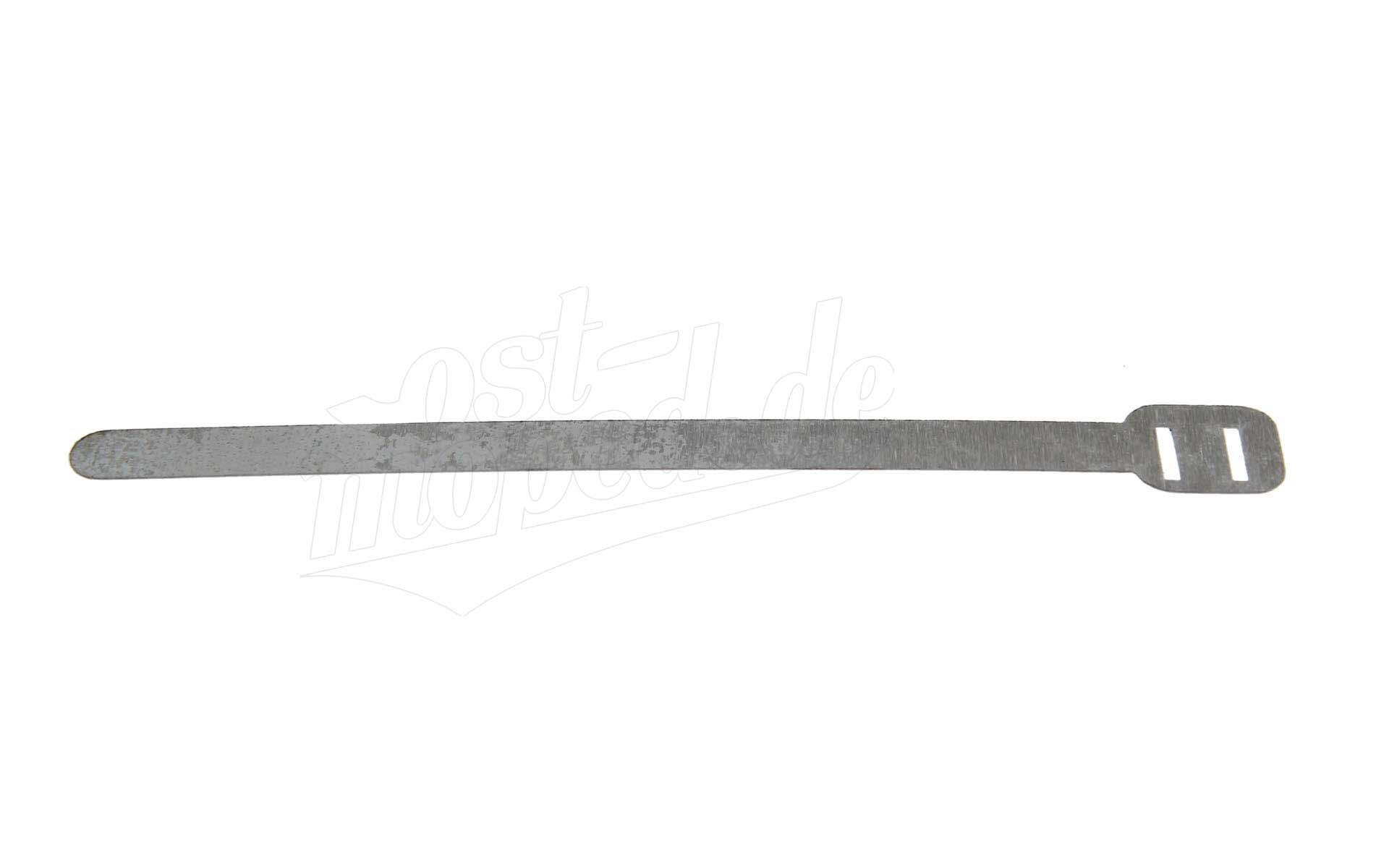 DDR Kabelbinder Aluminium 6mm breit 180mm lang jetzt ..