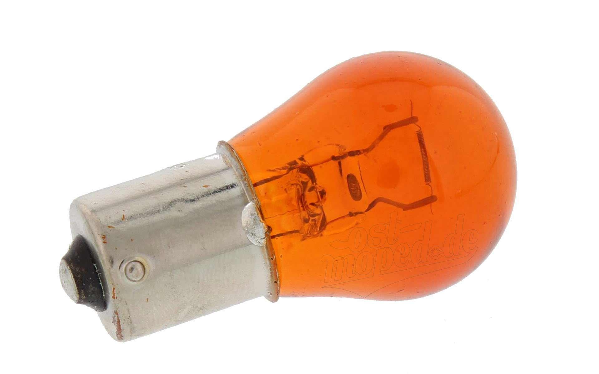 Kugellampe (Blinker) 6V 21W orange